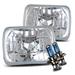 7x6 Headlights - Chrome