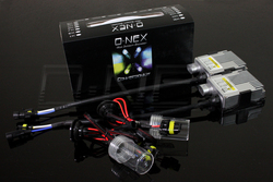 9006 Xenon HID Kit for Headlights - 6000K