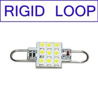Rigid Loop Festoon LED Light Bulb 44mm