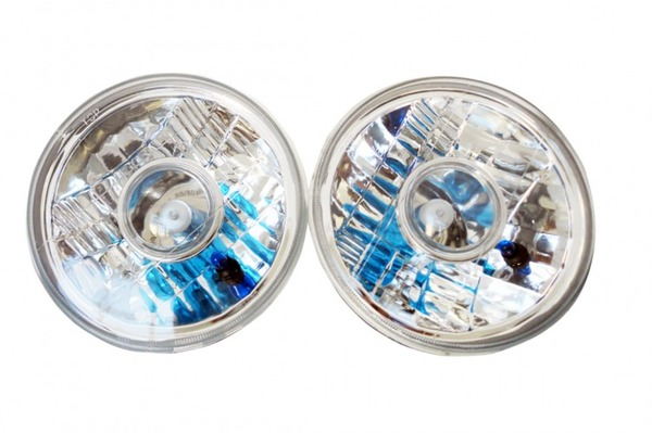 7 Inch Round Upgrade Headlights 6012 6014 6015 H6017 H6024