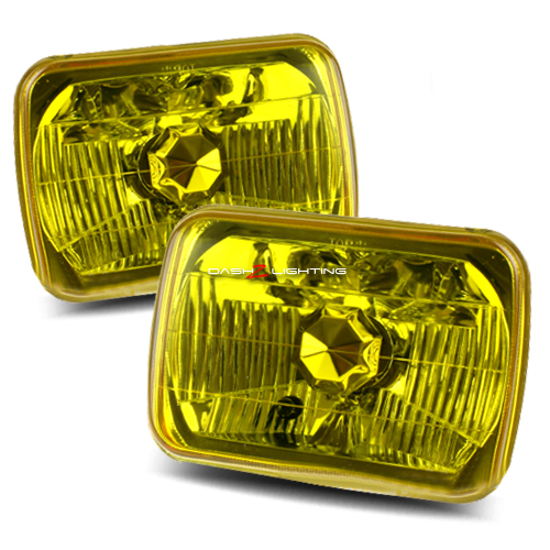 7x6 H6054 Headlights Yellow